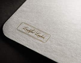 #97 для Build me a logo, simple elegant design for my lashes business company logo від Rahat4tech