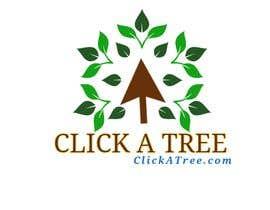 #88 для Click A Tree Logo Design от Shuhadah97