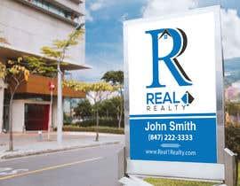 Nro 496 kilpailuun Create a Professional Real Estate Sign käyttäjältä mokterctg10