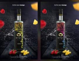 Nro 122 kilpailuun Design a bottle label for a Rum Liquor. käyttäjältä LuisEGarcia