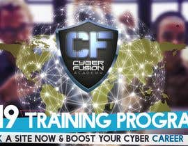 #11 for Create banner for cybersecurity training event by Mihai1594