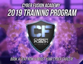 #12 for Create banner for cybersecurity training event by stuckintime