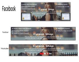 #4 for Need Banners Created for Facebook, Youtube and Twitter af mamunroshid449