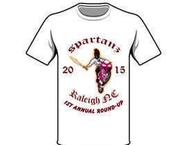 #5 for Design a T-Shirt for Spartanz af SuanXon