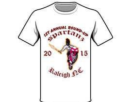 #6 for Design a T-Shirt for Spartanz af SuanXon