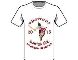 #13 for Design a T-Shirt for Spartanz af SuanXon