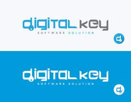 #62 for Logo for firm name Digital Key af firevector