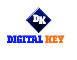 #4 for Logo for firm name Digital Key af manurcf8