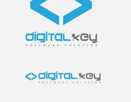 #41 for Logo for firm name Digital Key af BDesigne49