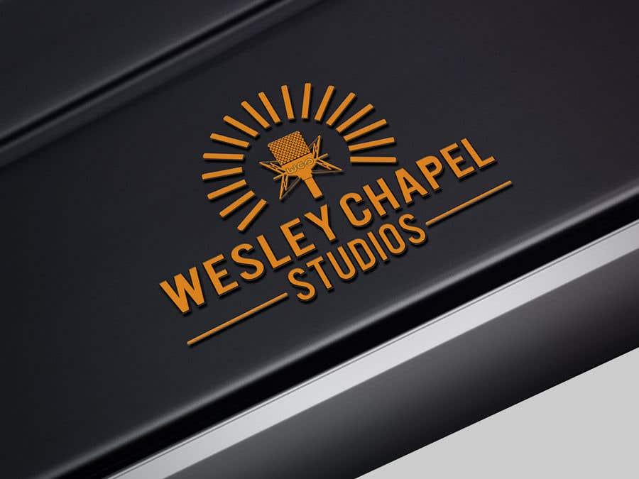 Konkurrenceindlæg #90 for Wesley Chapel Studios Logo Design - ORIGINAL DESIGNS ONLY!!!!