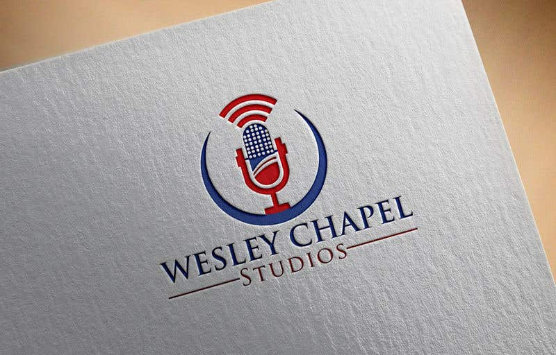 Konkurrenceindlæg #76 for Wesley Chapel Studios Logo Design - ORIGINAL DESIGNS ONLY!!!!