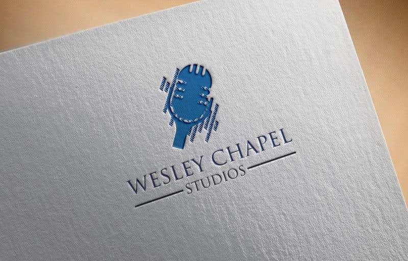 Konkurrenceindlæg #56 for Wesley Chapel Studios Logo Design - ORIGINAL DESIGNS ONLY!!!!