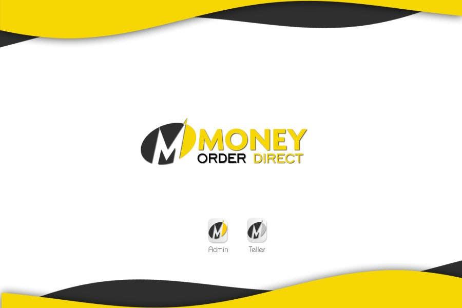 Kilpailutyö #40 kilpailussa Logo & 2xIcons for Money Order Direct