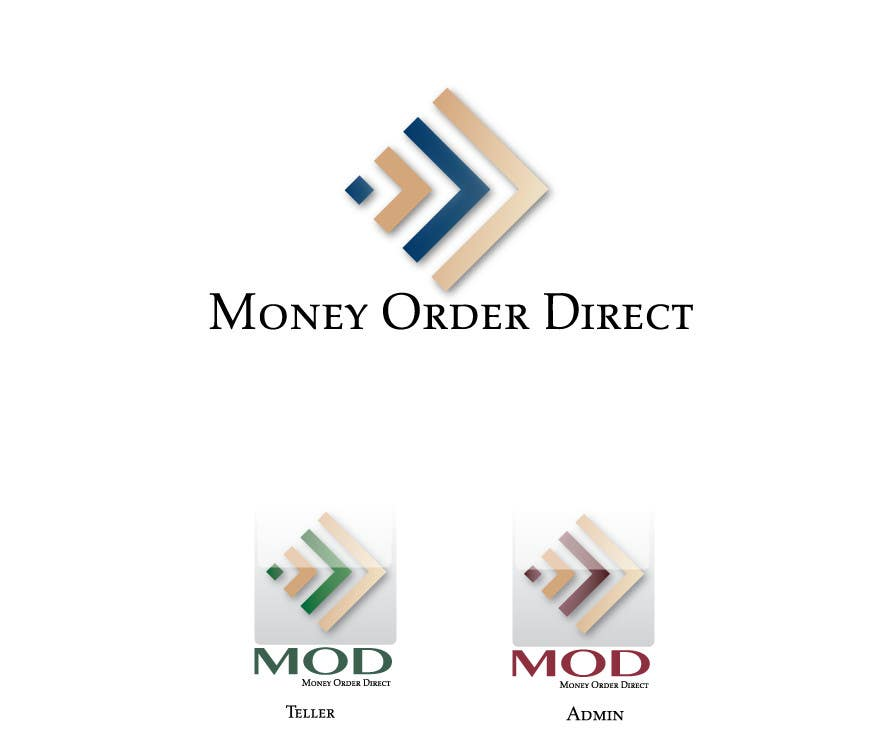 Kilpailutyö #19 kilpailussa Logo & 2xIcons for Money Order Direct