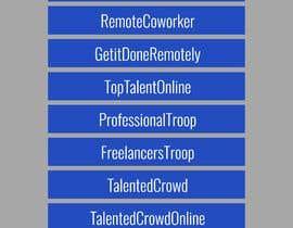 #90 for Come up with a name for a freelancer platform af ibnul744