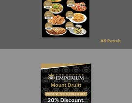 #5 for Printing Design Services for Cards, Poster and Flyers/Menus for Coffee Shop by SmartBlackRose
