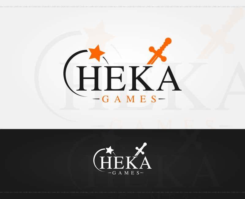 Inscrição nº 80 do Concurso para Logo for Heka Games
