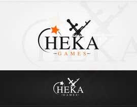 #81 para Logo for Heka Games por Jihambru