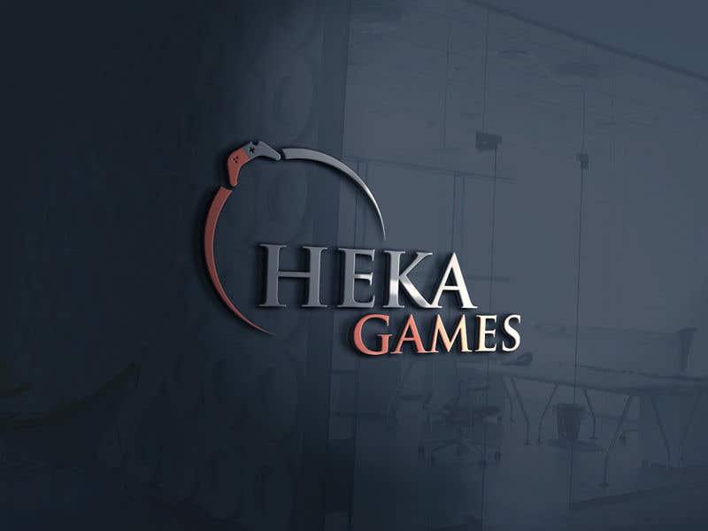 Inscrição nº 60 do Concurso para Logo for Heka Games