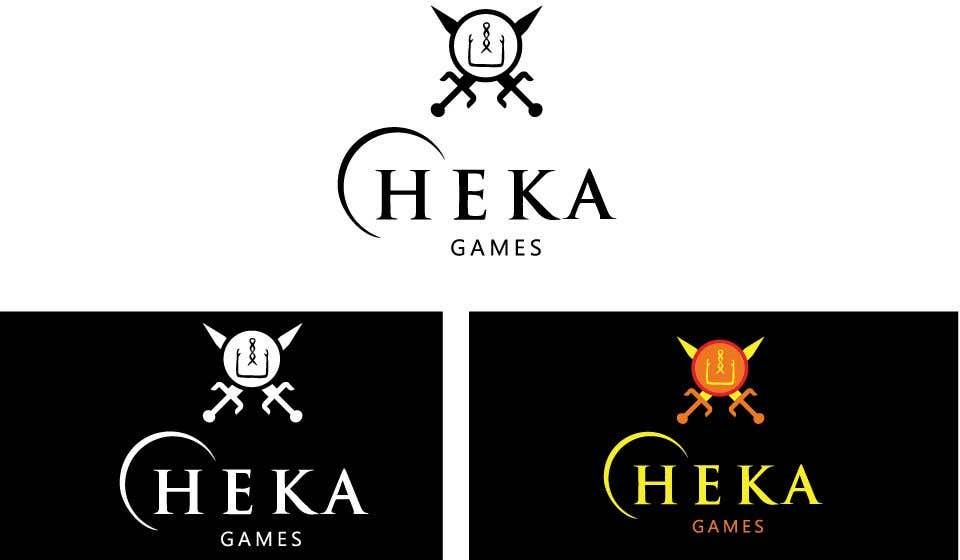 Inscrição nº 97 do Concurso para Logo for Heka Games