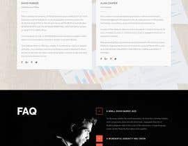 Nro 8 kilpailuun Build a corporate web site käyttäjältä aurora4pps