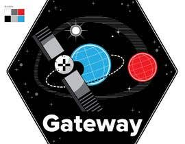 #568 for NASA Contest: Design the Gateway Program Graphic by mediaartjobs
