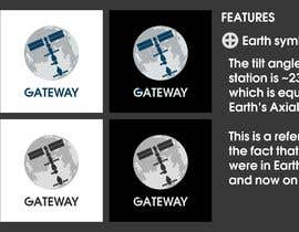 #583 for NASA Contest: Design the Gateway Program Graphic by DPritu