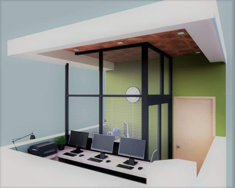 Contest Entry #30 For OFFICE INTERIOR DESIGN For Travel Agency