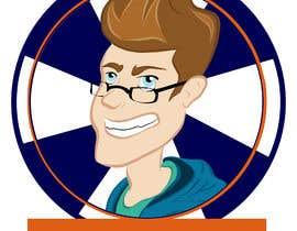 Nro 76 kilpailuun Design A Custom Cartoon Character for Joe.Social käyttäjältä doaaazooz