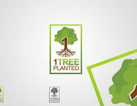 #135 para Logo Design for -  1 Tree Planted de JustLogoz