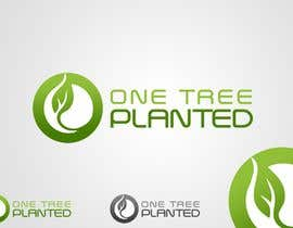 #16 para Logo Design for -  1 Tree Planted por JustLogoz