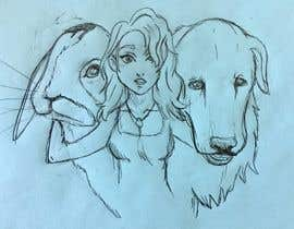 #1 для Draw my friend and her pets!! от irenkgov