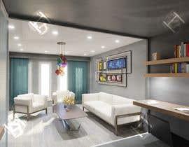Archial tarafından Blender Interior & Room 3D Design için no 17