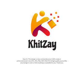nº 1113 pour KhitZay - Creating Business logo and identity par abedassil