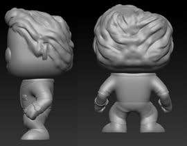 Nro 2 kilpailuun 2 X Funko Pop Custom Character 3D model design käyttäjältä Franyelymon