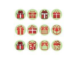 #17 cho Set of red Gift Icons bởi Ashraful180