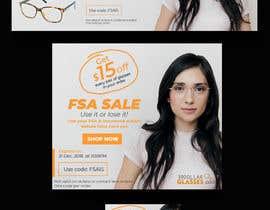 Nro 61 kilpailuun FSA Banner käyttäjältä webdesignmilk