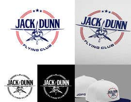 #210 для Jack Dunn Flying Club Logo Design от raulrepg