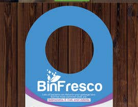 #22 untuk BinFresco Door hanger oleh ssandaruwan84