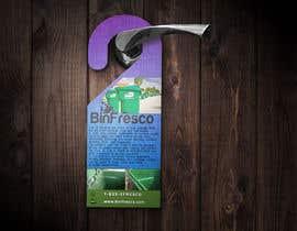 #11 untuk BinFresco Door hanger oleh EliSquared