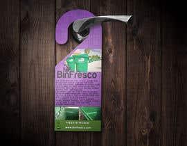 #15 untuk BinFresco Door hanger oleh EliSquared