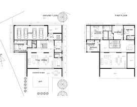 nº 47 pour Design a Modern House par jelenabirvalski
