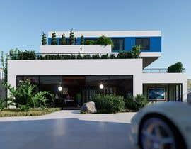 nº 50 pour Design a Modern House par darvish2