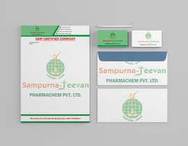 #65 untuk Design letterhead for herbal pharmaceutical company oleh ARIYAN0444