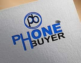nº 44 pour PhoneBuyer Logo par istahmed16
