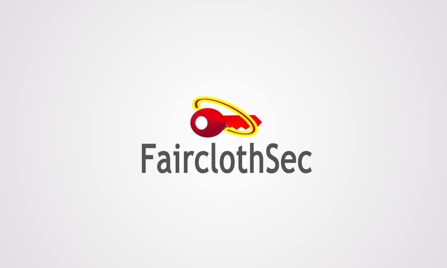 Bài tham dự cuộc thi #                                        3                                      cho                                         Logo Design for FairclothSec