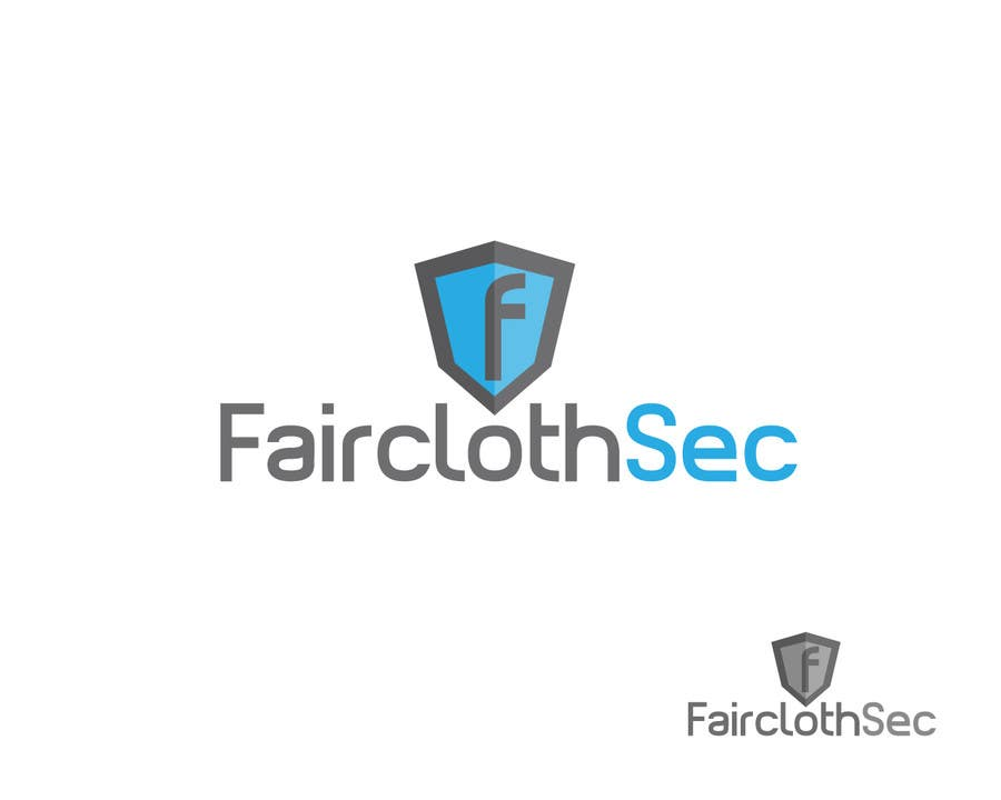 Konkurrenceindlæg #                                        7                                      for                                         Logo Design for FairclothSec
