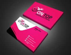 #248 untuk Design a business card using the logo uploaded oleh jhinkuriad