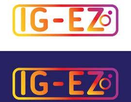 #22 для Logo for IG-EZ от mdhimadroniloy71