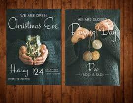 uzairbangee tarafından Design single sided festive flyer için no 9